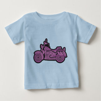 My First Pink Motorcycle Baby T-Shirt