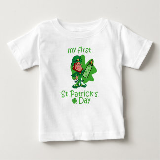 My First St Patrick's Day Baby T-Shirt