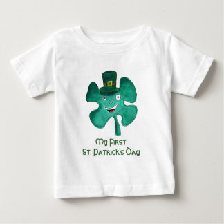 My First, St. Patrick's Day Baby T-Shirt