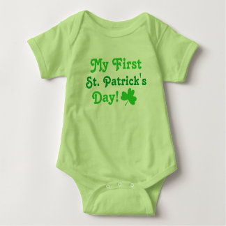 My First St. Patrick's Day | Baby T-Shirt