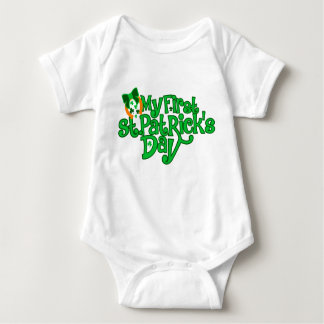 My First St. Patrick's Day t-shirt