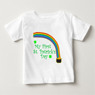 My First St. Patrick's Day Tshirts