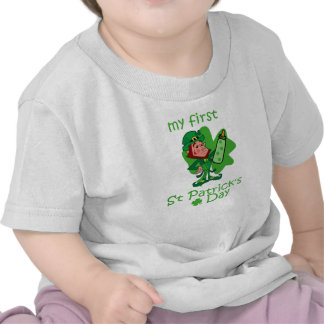 My First St Patrick's Day Tees