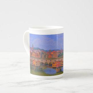 MY FLORENTINE DIARY 7 TEA CUP