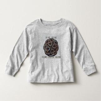 My forefathers acres celtic toddler T-Shirt