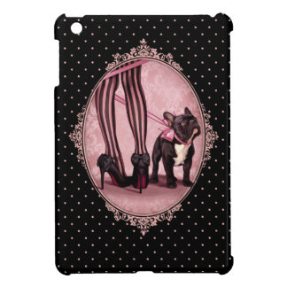 My French Bulldog iPad Mini Covers