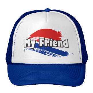 My Friend Cap