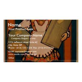 My Friend from India Two thousand years ago Business Card
