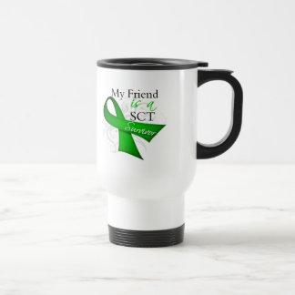 My Friend is a Stem Cell Transplant Survivor Mug