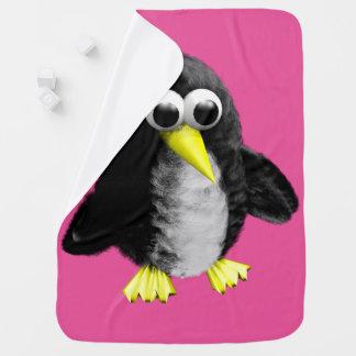 My friend the penguin pramblankets