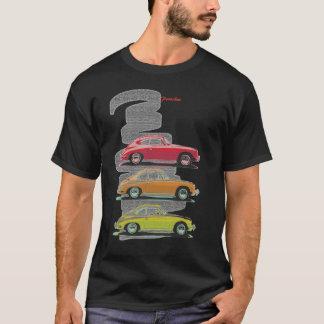 my friends all drive porsches janis joplin T-Shirt