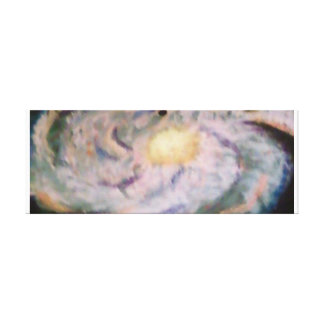 My Galaxy Gallery Wrap Canvas