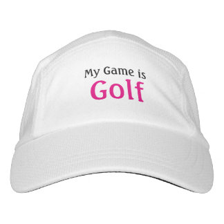 My Game is Golf Hat
