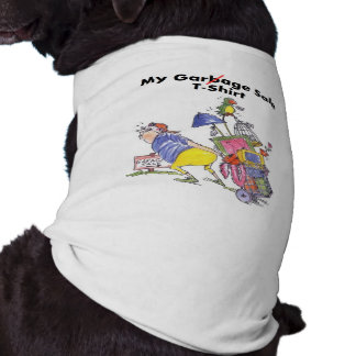 My Garage Sale T-shirt - for Dog