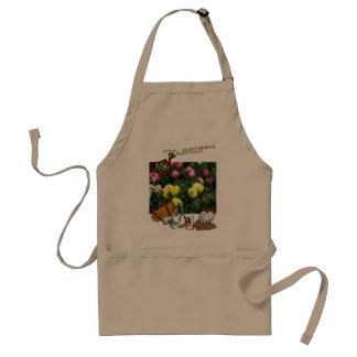 My garden apron