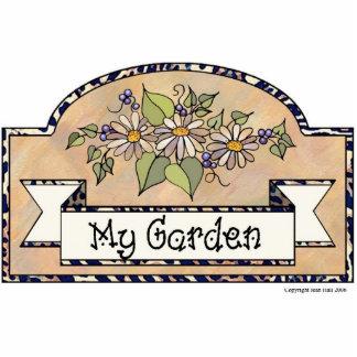 My Garden - Decorative Sign Photo Cutout
