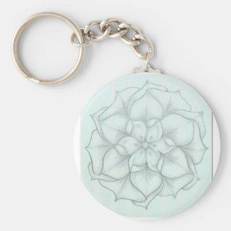 My Gardenia Keychain