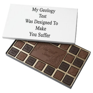 My Geology Test Was Designed To Make You Suffer
