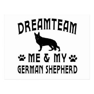 My German Shepherd Dog Postcard