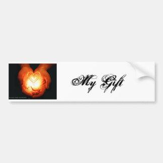 My Gift Bumper Sticker