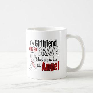 My Girlfriend Is An Angel Lung Cancer Mug
