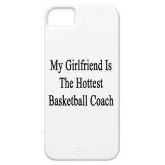 My Girlfriend Is The Hottest Basketball Coach iPhone 5 Case
