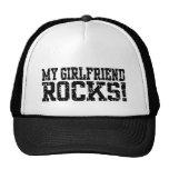 My Girlfriend Rocks Cap