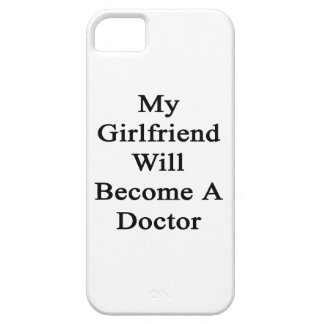My Girlfriend Will Become A Doctor iPhone 5 Cover