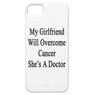 My Girlfriend Will Overcome Cancer She's A Doctor. iPhone 5 Cover