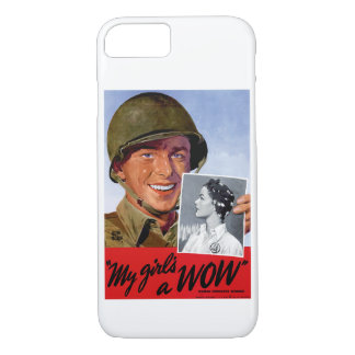 My Girls a Wow iPhone 7 Case