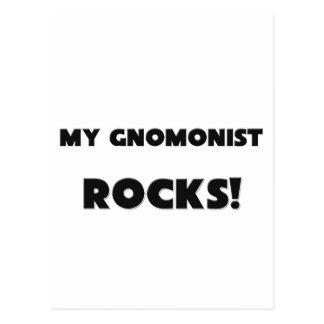 MY Gnomonist ROCKS! Post Card