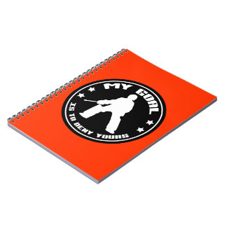 My Goal, Field Hockey, Notebook