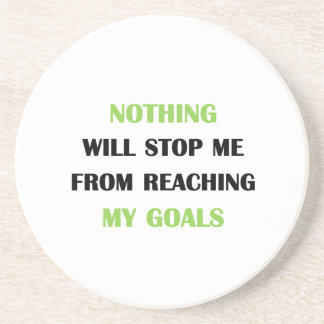 My Goals Coaster