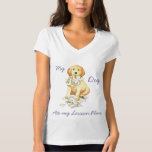 My Golden Ate My Lesson Plan Shirts