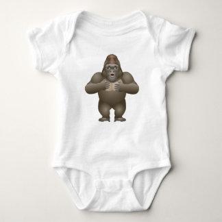 My Gorilla Baby Bodysuit