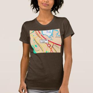 My GPS is Broken! T-shirt