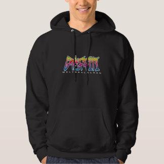 MY Graffiti Rainbow Hoodie