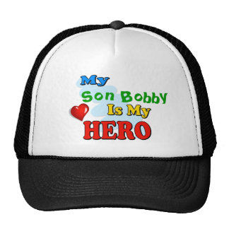 My Grandad Is My Hero – Insert your own name Cap