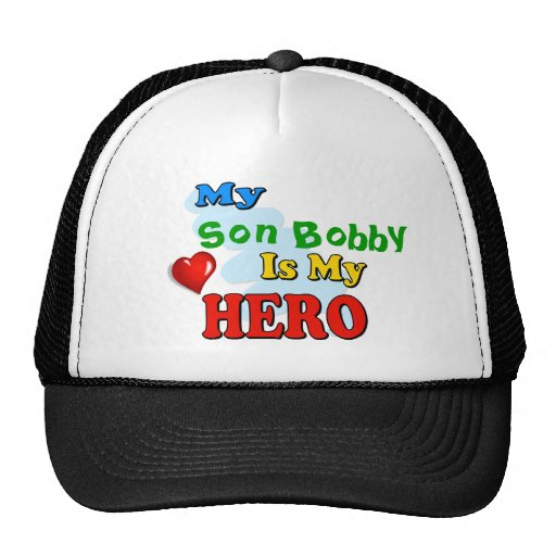 My Grandad Is My Hero – Insert your own name Trucker Hat