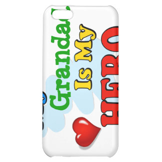 My Grandad Is My Hero – Insert your own name iPhone 5C Covers