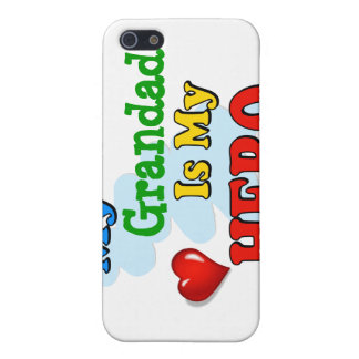My Grandad Is My Hero – Insert your own name iPhone 5 Case