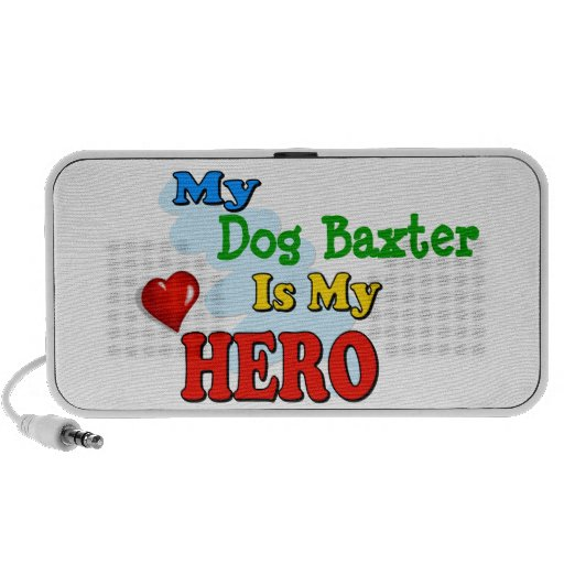 My Grandad Is My Hero – Insert your own name Portable Speakers