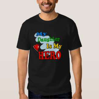 My Grandad Is My Hero – Insert your own name Tee Shirt