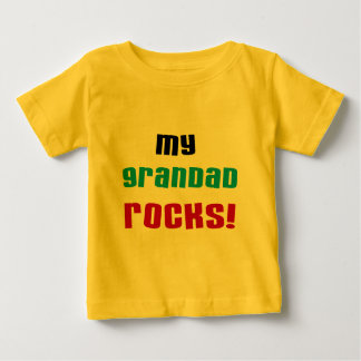 My Grandad Rocks T-shirts and Gifts