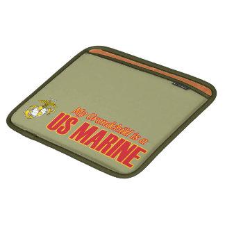 My Grandchild is a Marine iPad Sleeves