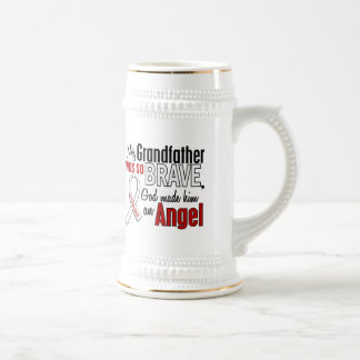 My Grandfather Is An Angel Lung Cancer Mugs