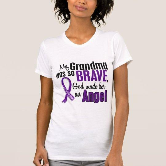 My Grandma Is An Angel Pancreatic Cancer T-Shirt