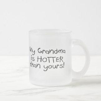 My Grandma Is Hotter Coffee Mug