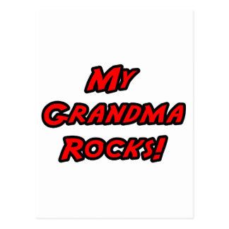 My Grandma Rocks Post Cards