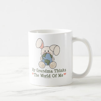 My Grandma Thinks The World Of Me Mug